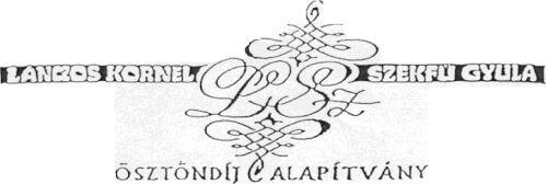 Lánczos-Szekfű Alapítvány